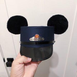 Adult L/XL Mickey Disneyland Conductor Hat